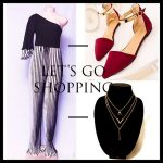 HOW TO WEAR JUMPSUITS WITH FLATS