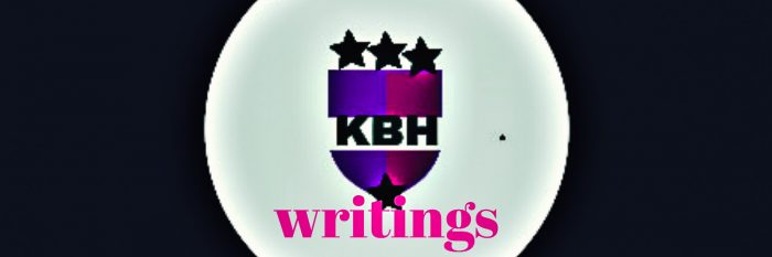 KBH Writing