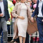 meghan markle maternity photos