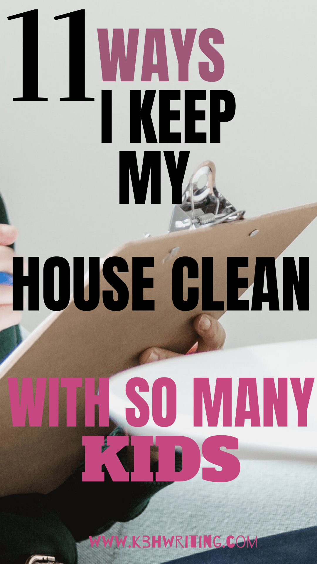 Habits of Women Who always Have Clean Homes Even With Lots Of Kids